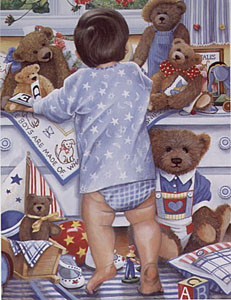 Bear Tales by Susan Rios