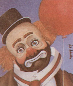 Balloon Man by Red Skelton